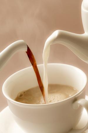 au: Cafe au lait,
