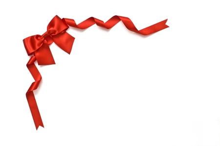 christmas ribbon: ribbon