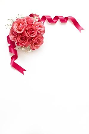 st valentine day: ribbon