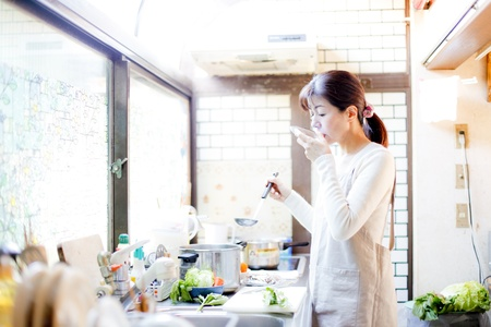 housewife Stock Photo - 12453694