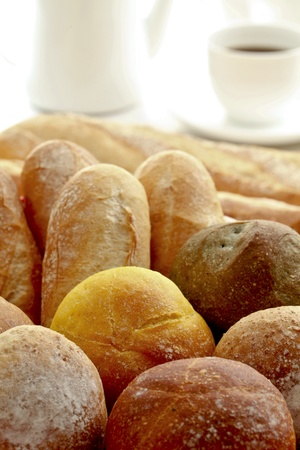 Bread 版權商用圖片 - 12454059