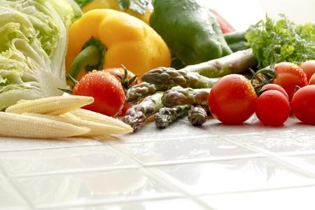 health management: Vegetables