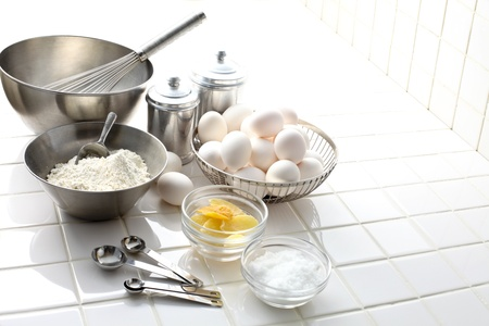 cake making Stock Photo - 12563710