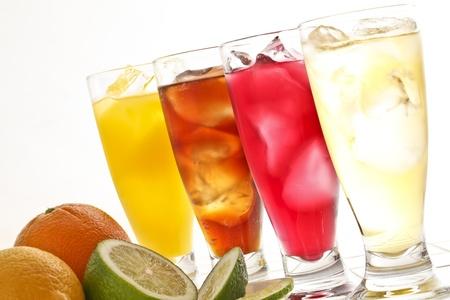 bebidas frias: refrescos
