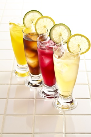 soft drinks photo