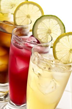 soft drinks: soft drinks