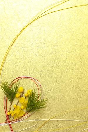 Japanese New Year decoration         photo