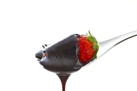 チョコレート フォンデュ