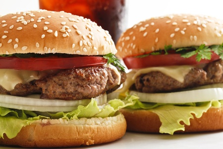 patti: hamburger