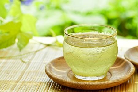awnings: Japanese tea