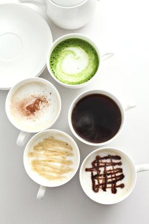コーヒー飲料 写真素材