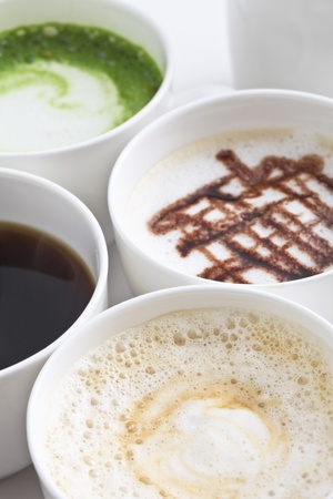 coffee drinks Stock fotó