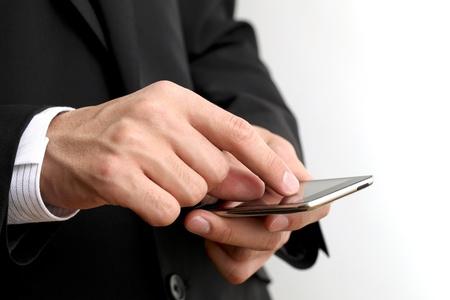 people on phone: Smartphone