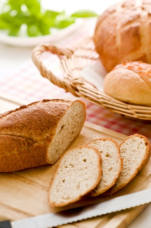 french bread: French bread