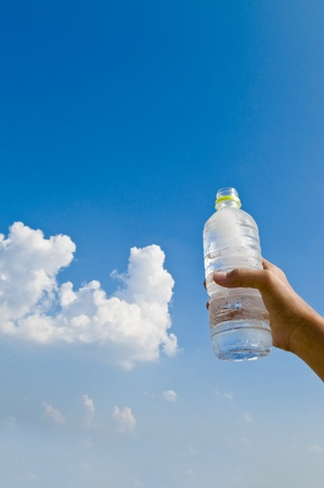 mineral water Stock Photo - 12628515