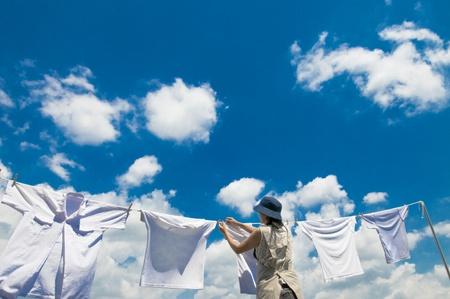 Washing photo