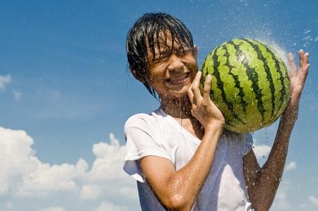 watermelon Stock Photo - 12628425
