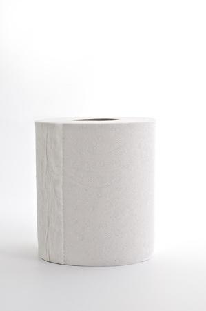 toilet, toilet paper