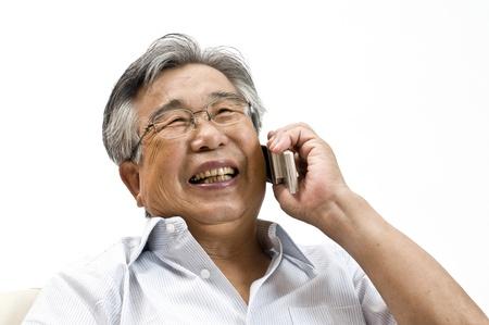 Senior call, photo