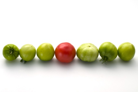 heterogeneity: Tomatoes