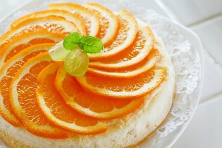 orange tart: orange tart,