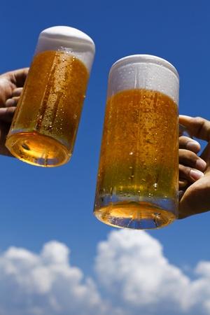 Draft beer, Stock Photo - 12694527