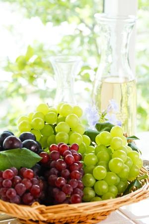 windowsill: grape