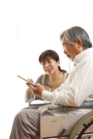 helpers: tablet PC