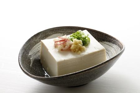 豆腐、日本 写真素材