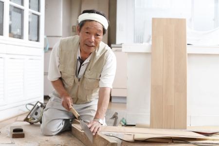 日本の大工