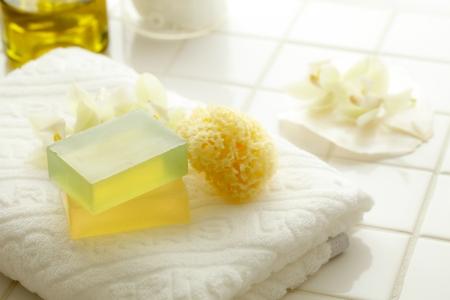 bath cream: Bath, aroma