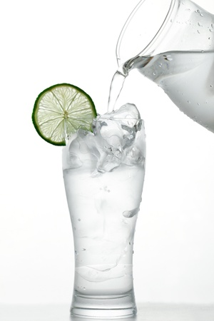 ice water: Water