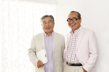 Japanese executives