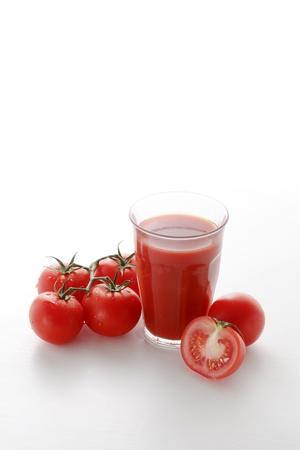 arouse: Tomato juice