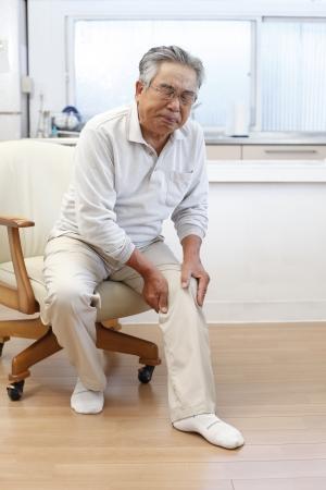 osteoarthritis: Dolori articolari Archivio Fotografico