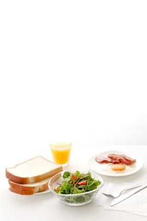 tantalizing: Breakfast Stock Photo