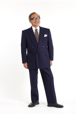 日本の管理職 写真素材