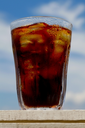 Iced Coffee Stock Photo - 18558310