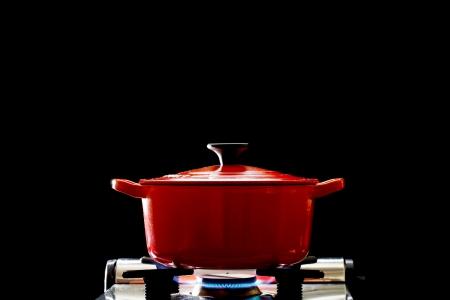 utensilios de cocina: olla