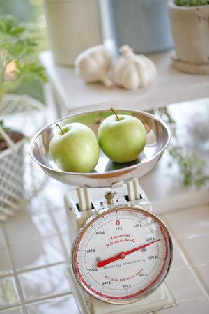 kitchen appliances: Kitchen utensils, scales