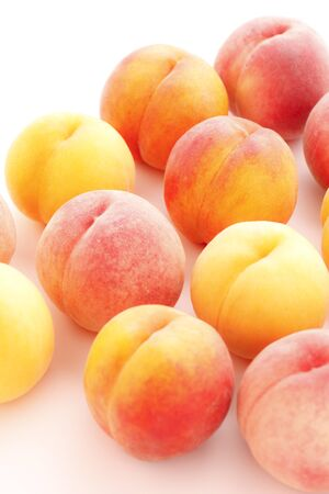 High-quality peaches from Japan