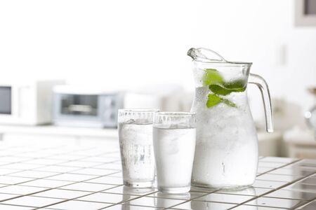 Cold water Фото со стока