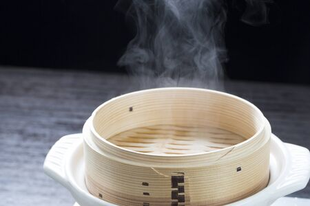 Steamed Basket, Chinese Cooker