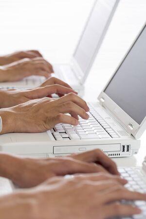 PC business image Stock Photo