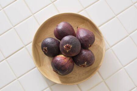 Figs ripe 写真素材
