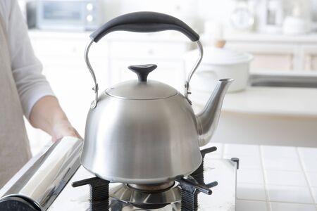 Kitchenware kettles