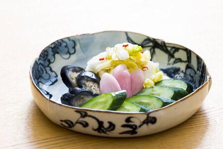 Japanese pickles