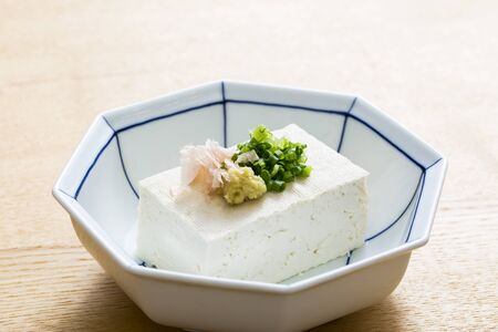 Tofu, Japanese food