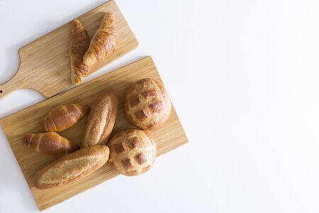 Pan, colección de pan francés