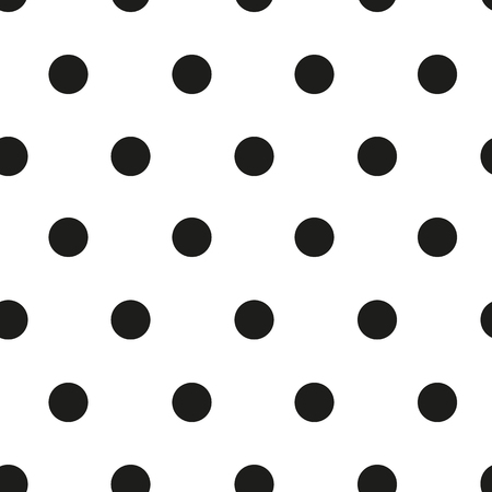 Polka dots plant cute pattern for kids, girls and boys.